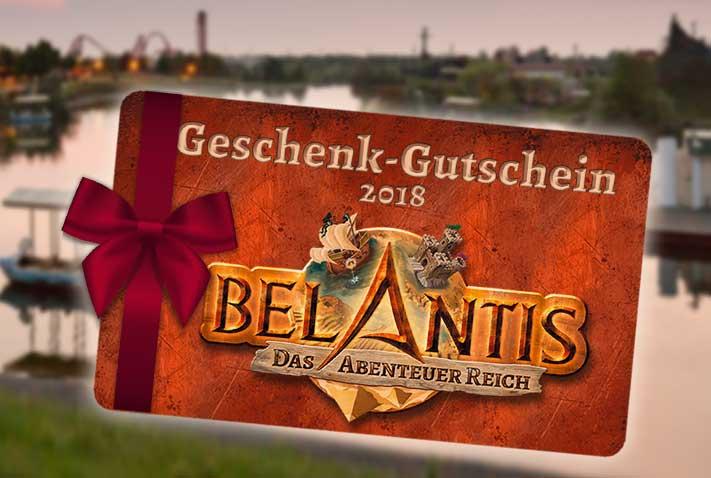 BELANTIS Geschenk Gutschein