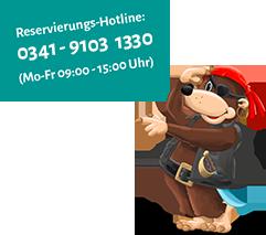 BELANTIS Reservierungs-Hotline für Gruppen