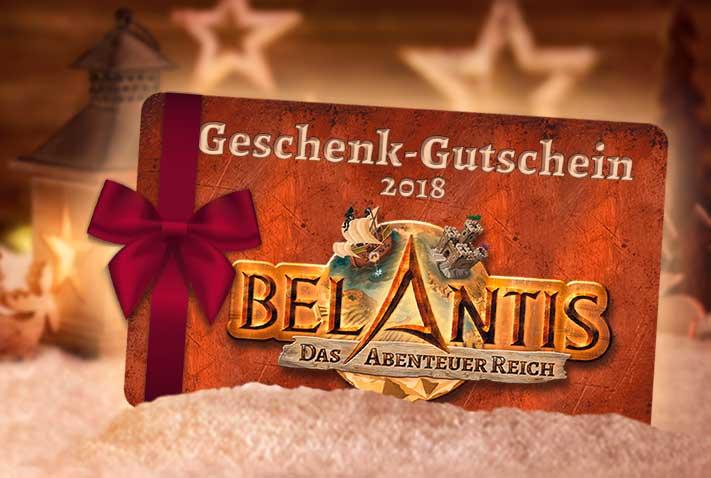 BELANTIS Geschenk-Gutscheine