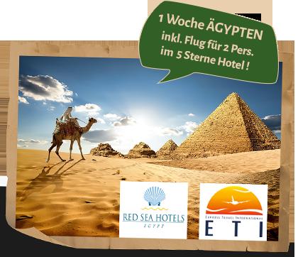 Ägypten-Reise