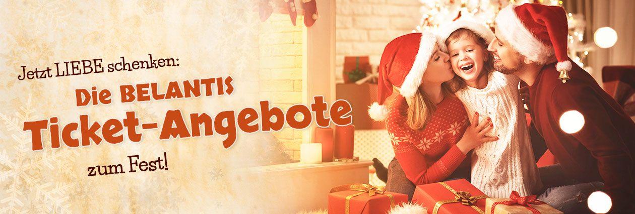 BELANTIS Weihnachtsangebote